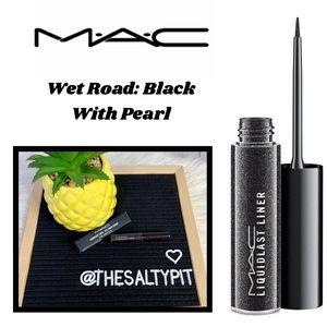 Just In! NIB MAC Liquidlast Eyeliner, Wet Road